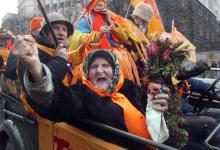 Orangene Revolution 2004 Ukraine