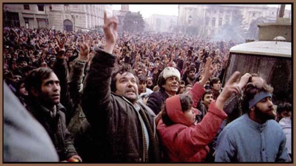 Rumänische Revolution 1989