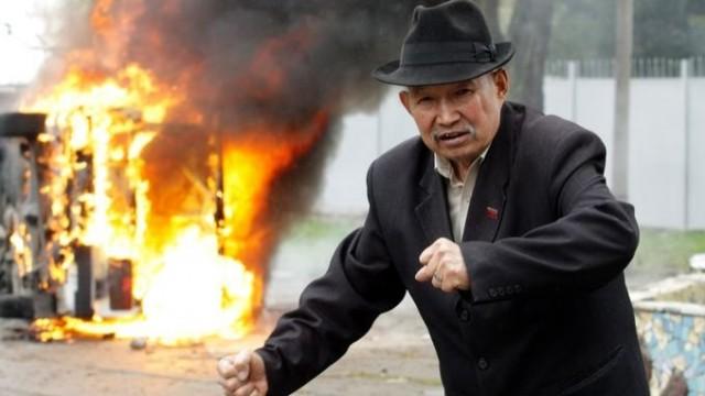 Tulpenrevolution 2005/10 Kirgisistan