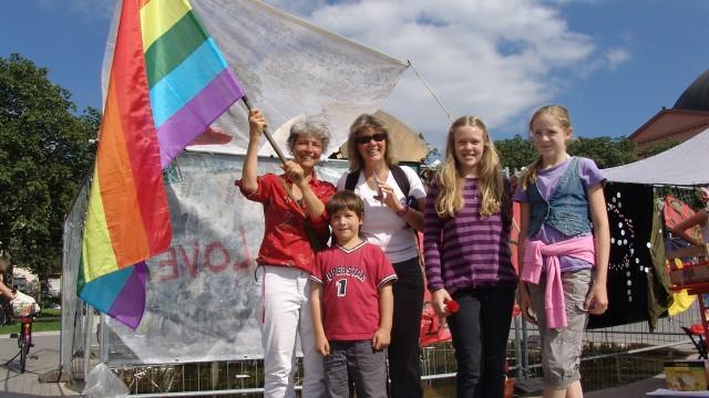 Pro Regenbogenfamilien