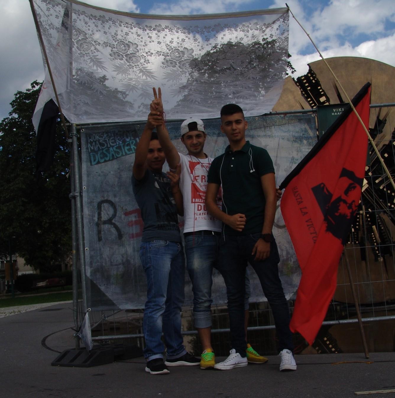 Letzte Revolution für ein friedliches Miteinander von Aleviten und Sunniten in der Türkei